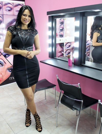 Fotos Stefany Tejada Presentadora de TV Ecuador