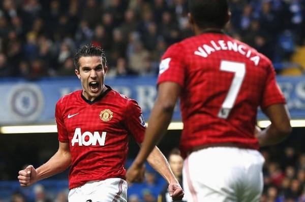Millonario contrato de Chevrolet con el Manchester United
