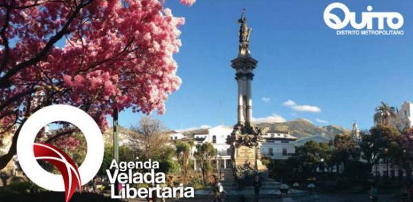 Velada Libertaria Quito 2013 Eventos 10 de Agosto
