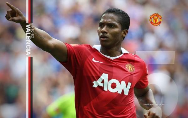Antonio Valencia el más rápido del mundo según la FIFA