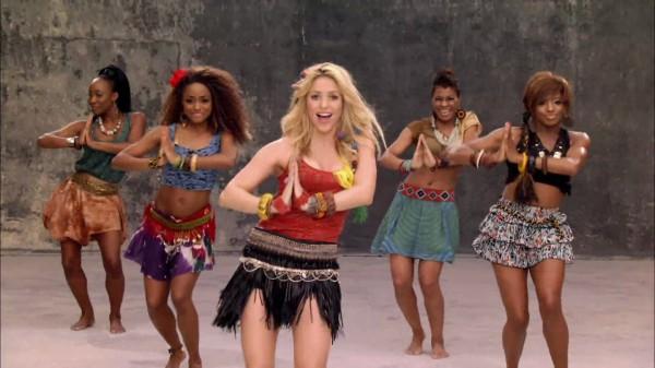 Shakira cantara en el Mundial Brasil 2014