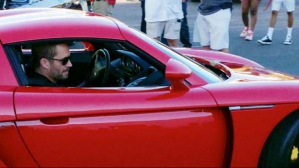 Fotos antes del accidente de Paul Walker1