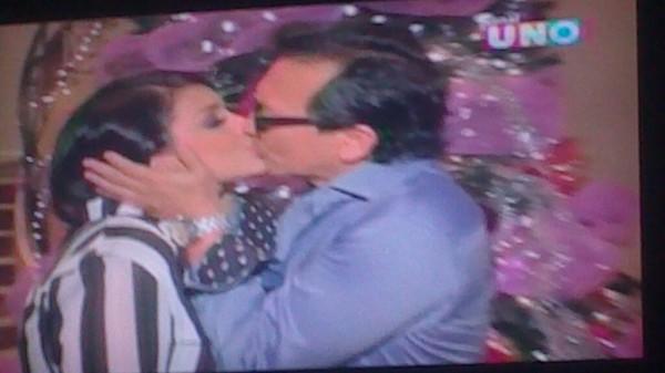 Romance entre María Fernanda Ríos y David Reinoso confirmado