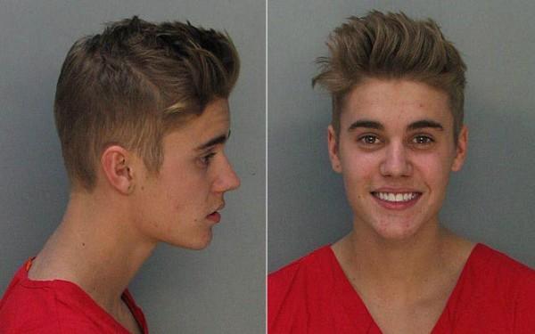 Detienen a Justin Bieber en Miami