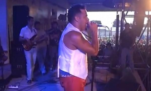 Video Nolberto Alakalá electrocutado en Tucumán