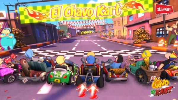 El Chavo Kart nuevo juego lanzado por Chespirito