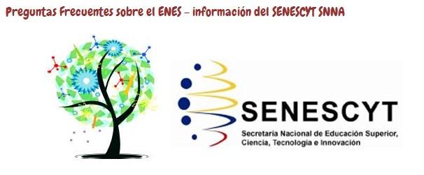 Banco de preguntas para el examen SENESCYT-SNNA-ENES Ecuador