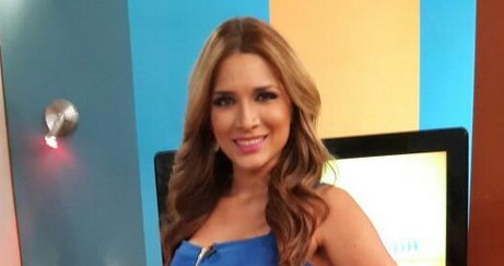 Gabriela Pazmiño Yépez fuera de Vamos Con Todo RTS