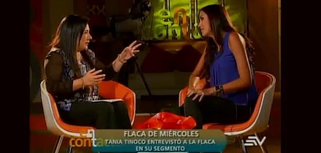 María Teresa Guerrero se confesó en Flaca de Miércoles