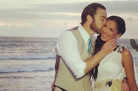 María Teresa Guerrero y el video de su segundo matrimonio