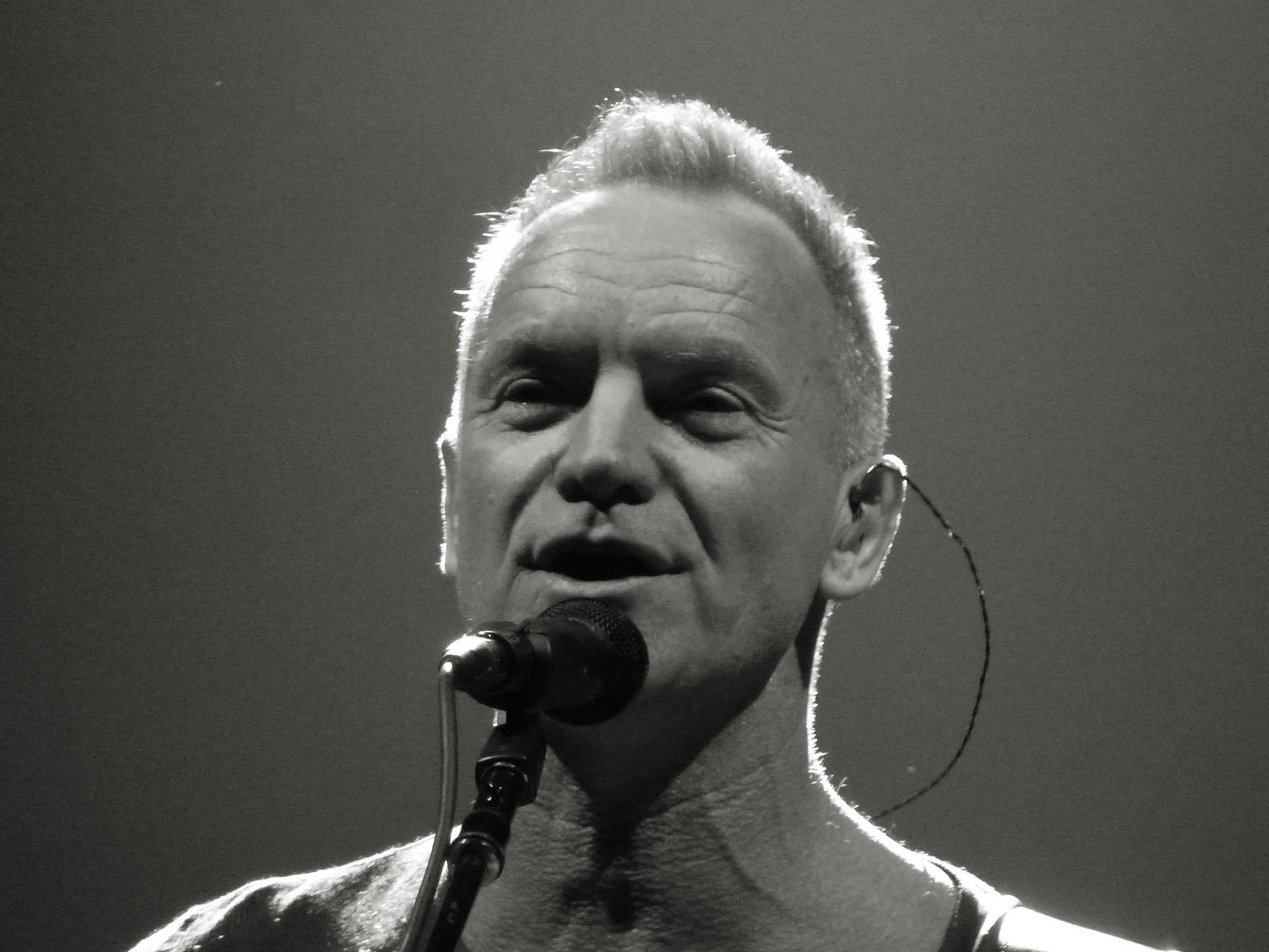Concierto de Sting en Quito