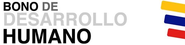 Como Hago para Cobrar el Bono de Desarrollo Humano en Ecuador