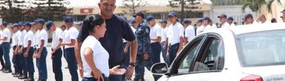 Selección Agentes Civiles de Transito Guayaquil 2014