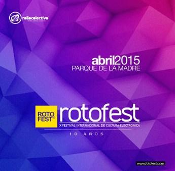 Concierto RotoFest Ecuador 2015