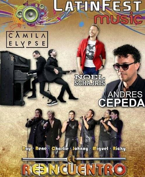 Latin Fest 2015 en Ecuador