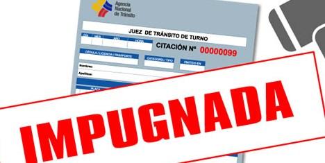 Pasos para Impugnar Multas de Tránsito en Ecuador