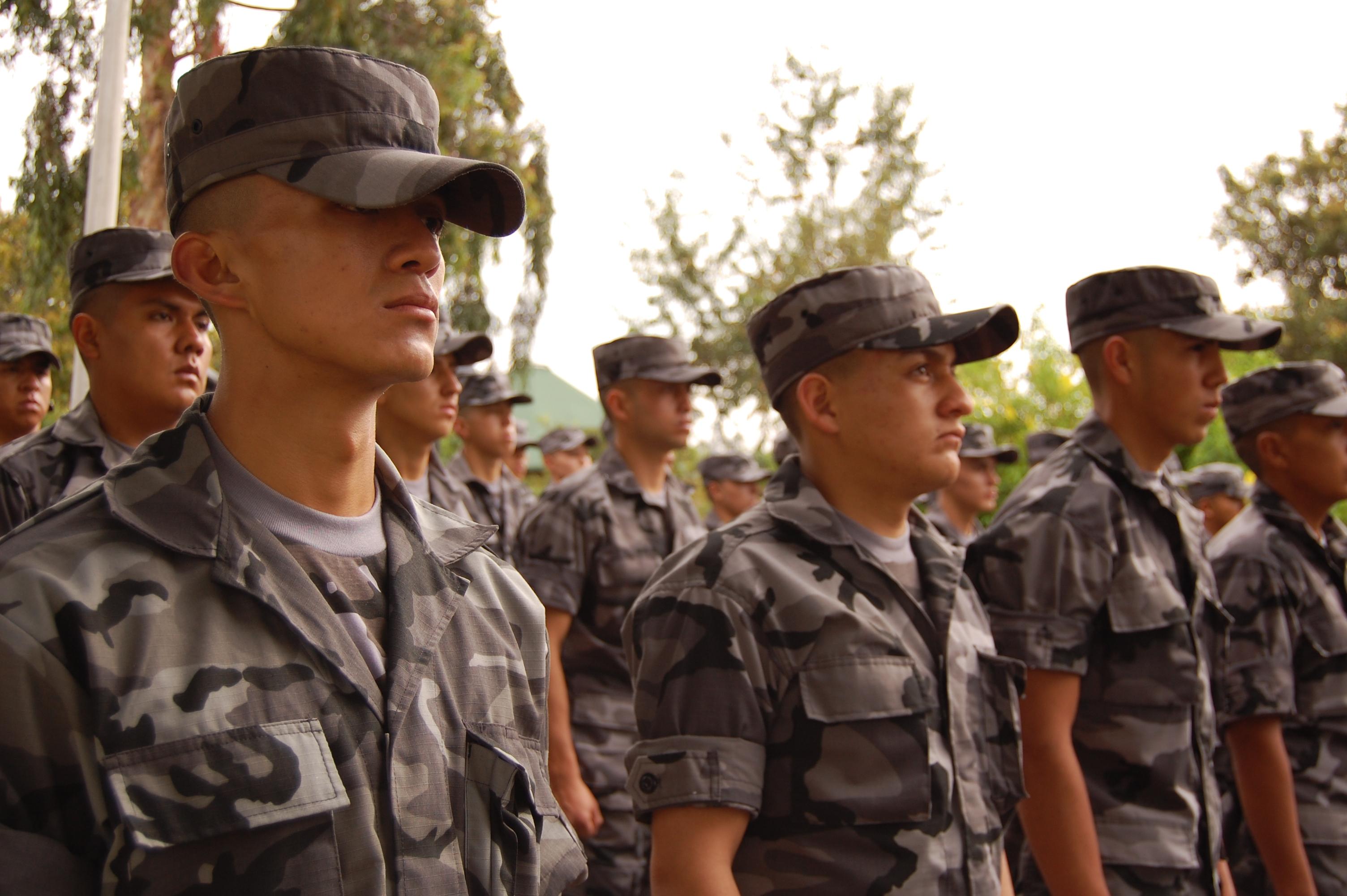 Pruebas Físicas Policia Nacional Ecuador