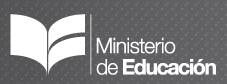 Canales de Consulta del Ministerio de Educación