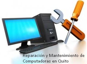 Reparación y Mantenimiento de Computadoras en Quito