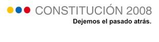 Constitución Ecuador 2008 (De Bolsillo)