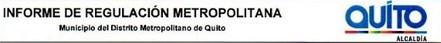 Consultar IRM del Municipio de Quito