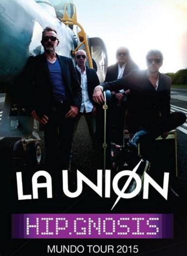 La Unión en Concierto Ecuador Noviembre 2015