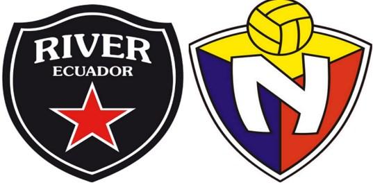 River Plate vs El Nacional 24 de Octubre 2015