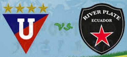 Liga de Quito vs River Plate 02 Diciembre 2015