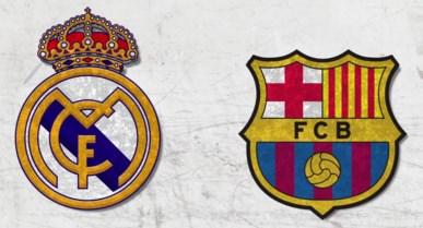Real Madrid vs Barcelona 21 de Noviembre 2015
