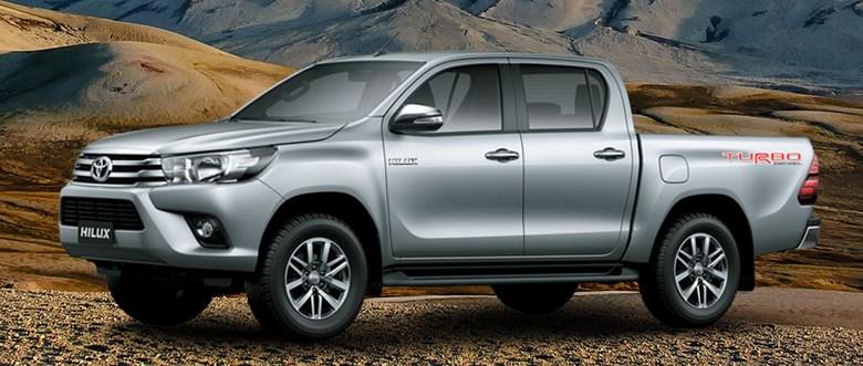 Características y Precio Toyota Hilux 2016 en Ecuador