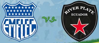 Emelec vs River Plate 06 de Diciembre 2015