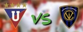 Liga de Quito vs Independiente del Valle 13 de Diciembre 2015