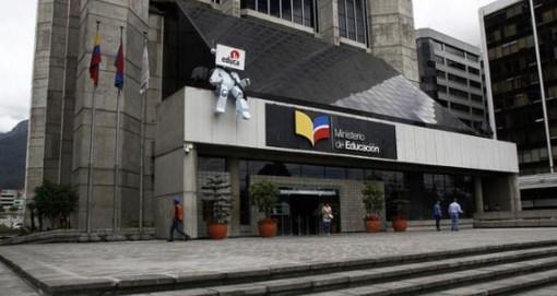 Número de Ministerios que existen en Ecuador