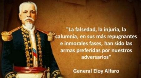 Pensamientos De Eloy Alfaro Delgado