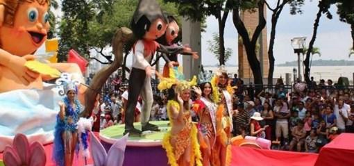Actividades Carnaval Guayaquil