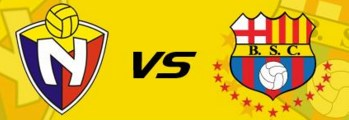 El Nacional vs Barcelona 07 de Febrero 2016