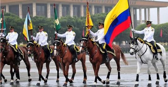 Letra del Himno al Civismo Ecuatoriano