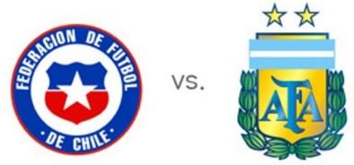 Chile vs Argentina 24 de Marzo 2016