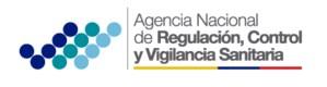 Control Sanitario de Ecuador Base de Datos