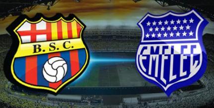 Barcelona vs Emelec 15 de Mayo 2016