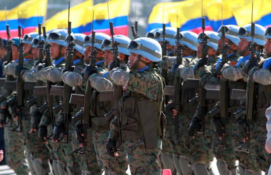 Día de las Fuerzas Armadas del Ecuador (24 de Mayo)