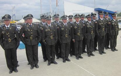 Estatura para ser Policía de Ecuador