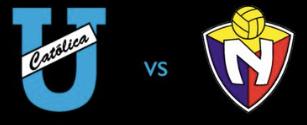 Universidad Católica vs El Nacional 13 de Mayo 2016