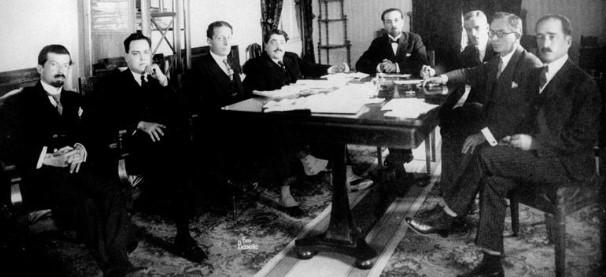 Resumen Revolución Juliana en Ecuador (9 de julio 1925)