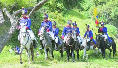 Batalla de Ibarra 17 de Julio 1823 (Resumen)
