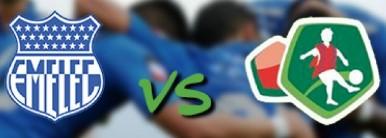 Emelec vs Mushuc Runa 17 de Julio 2016