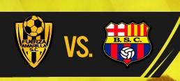 Fuerza Amarilla vs Barcelona 10 de Julio 2016
