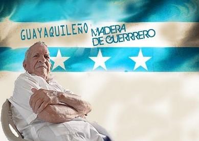 Letra Guayaquileño Madera de Guerrero