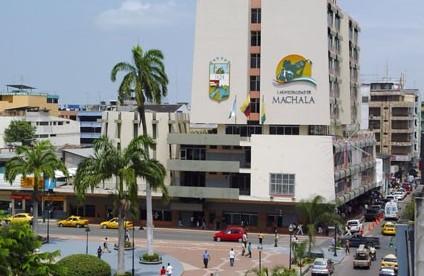 Resumen 25 de Junio 1824 Cantonización de Machala