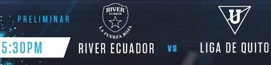 River Plate vs Liga de Quito 08 de Julio 2016